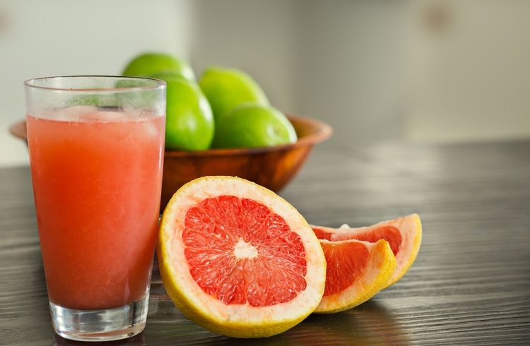 grapefruit juice recipe drink