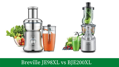 Breville JE98XL vs BJE200XL