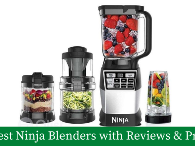 10 Best Ninja Blenders With Reviews & Prices [Updated]