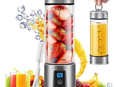 Best Portable Smoothie Blenders – Top 10 Recommendations [Updated]