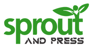 Sprout & Press Logo