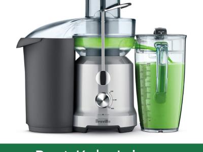 10 Best Kale Juicers: Buyer's Guide