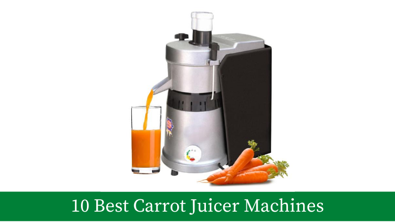 Best Carrot Juicers