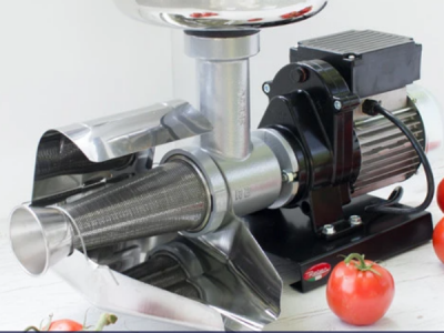 Electric Tomato Juicer For Canning: Top 10 And Buyer's Guide