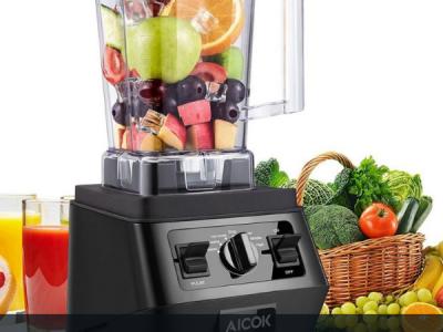 Best Blenders To Chop Frozen Fruit : Buyer's Guide