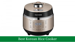 Best Korean Rice cooker