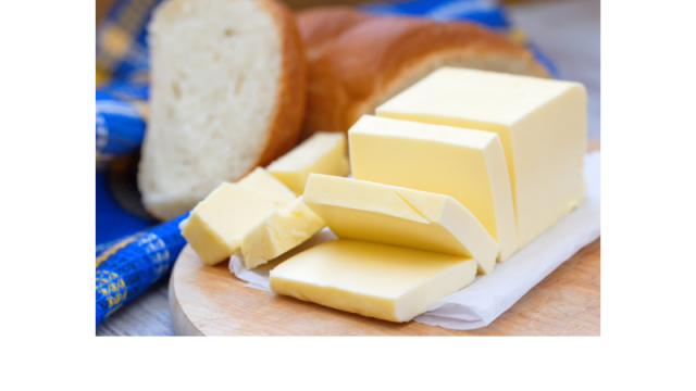 Making Butter At Home Using Blender