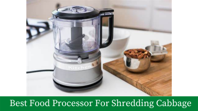 Leading Food Processors For Shredding Cabbage