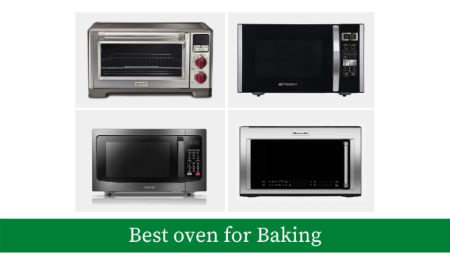 Best ovens for baking – a list of top 6 models (Latest)