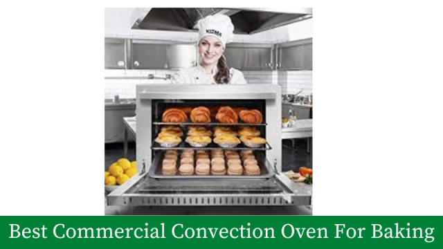 Best Commercial Convection Ovens for Baking [Updated]